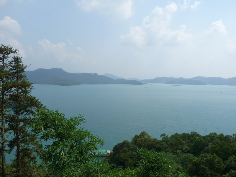 TAIWAN. Sun moon lake,Puli (région de Nantou) et retour à Taipei via Ylan - P1110004.JPG