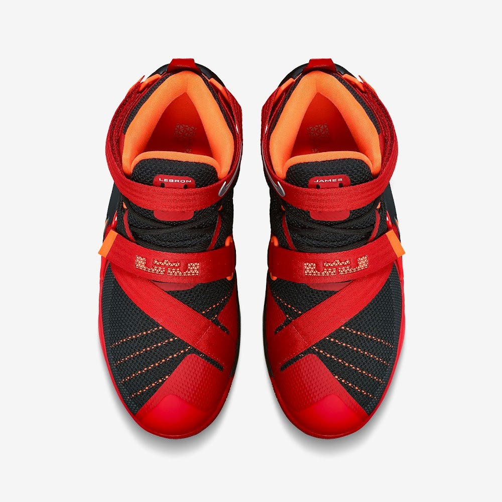 7aef1596c1a ... Nike LeBron Soldier 9 Gets a New Colorway Just For Kids