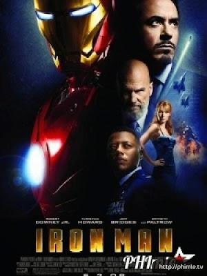 Phim Người sắt - Iron man (2008)