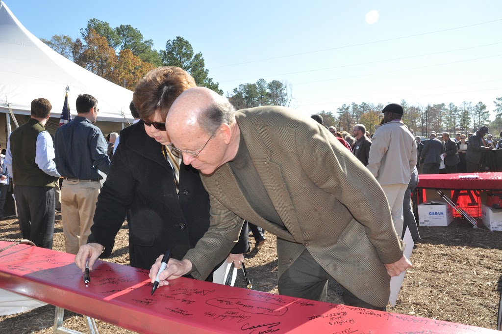 UACCH-Texarkana Creation Ceremony & Steel Signing - DSC_0119.JPG