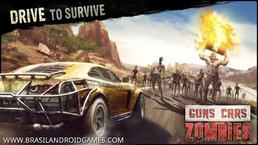 Guns, Cars, Zombies Imagem do Jogo