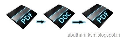 ABUTHAHIR KSM: Tools to Edit PDF Files (Online & Offline)