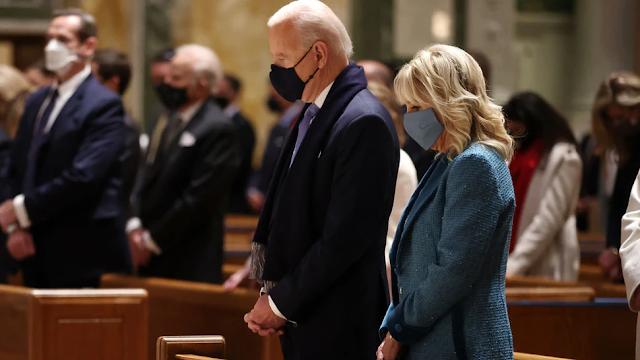 House Democrat Suggests Stripping Catholic Church Of Tax-Exempt Status If Biden Denied Communion