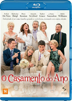 Filme Poster O Casamento do Ano BDRip XviD Dual Audio & RMVB Dublado