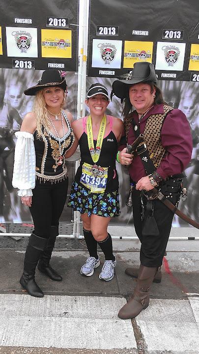 IMAG0337 Gasparilla Half Marathon 2013 {recap}
