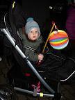 Každoroční předvánoční pochod světlušek láká návštěvníky všech věkových kategorií