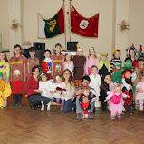 Maškarní karneval, 14.2.2015 - dětský maškarní den