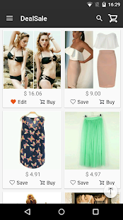 DealSale - Fashion for You- screenshot thumbnail