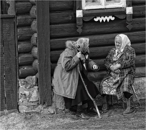 язычество  и деревня