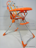 1 Junior CH-3 High Chair