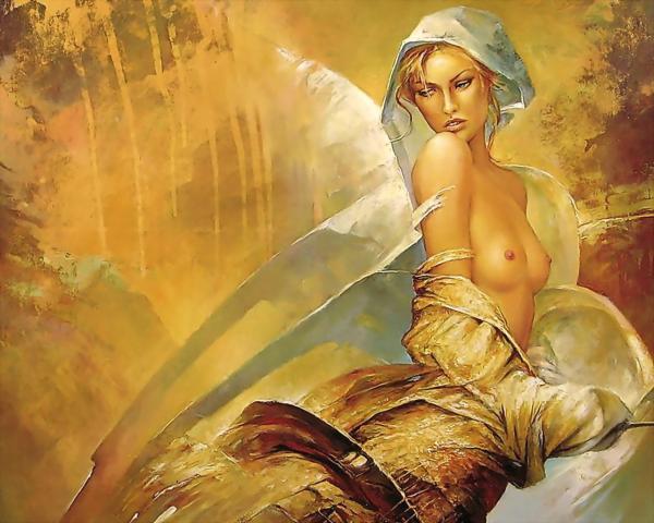 Innocent Angel, Magic Beauties 5
