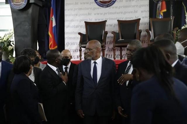 Investigación a primer ministro desestabiliza gobierno haitiano