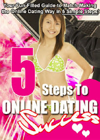 Cover of Abbas Abedi's Book 5 Steps To Online Dating Success