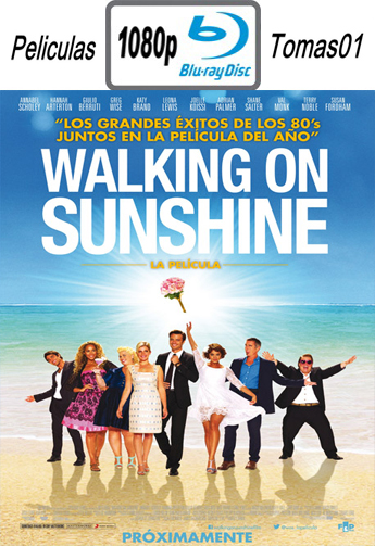 Walking on Sunshine (2014) BDRip m1080p