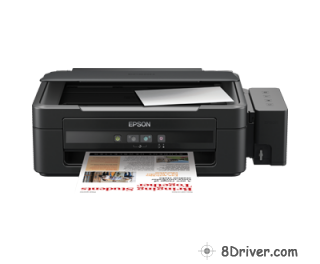 download Epson L211 printer's driver