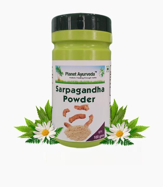 The Medicinal Properties of Sarpagandha Powder