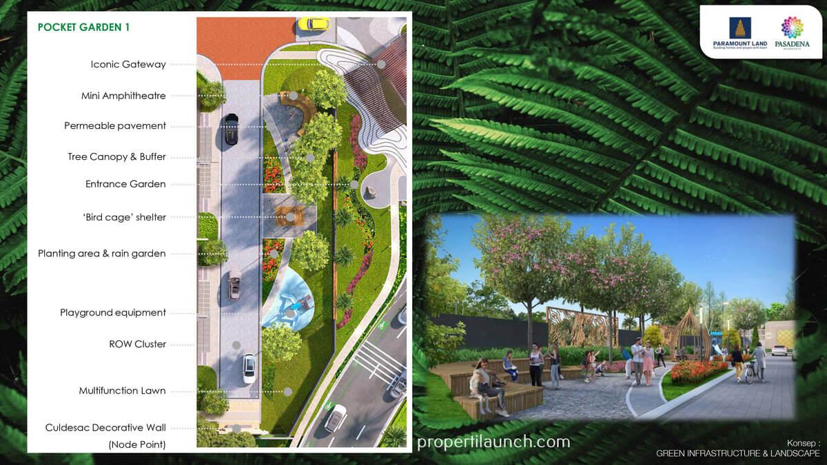Pocket Garden 1 Pasadena Residences