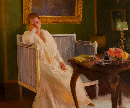 Gaston La Touche - L'ennui