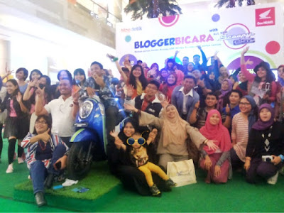 blogger bicara fashion scoopy