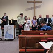 2012 May Baptism