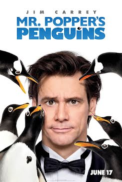 Los pingüinos del Sr. Poper - Mr. Popper's Penguins (2011)