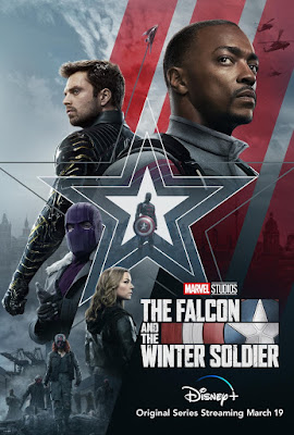The Falcon and the Winter Soldier Disney+