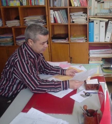 عبد المجيد المصباحي يناقش أطروحته الجامعية حول مدينة القصر الكبير