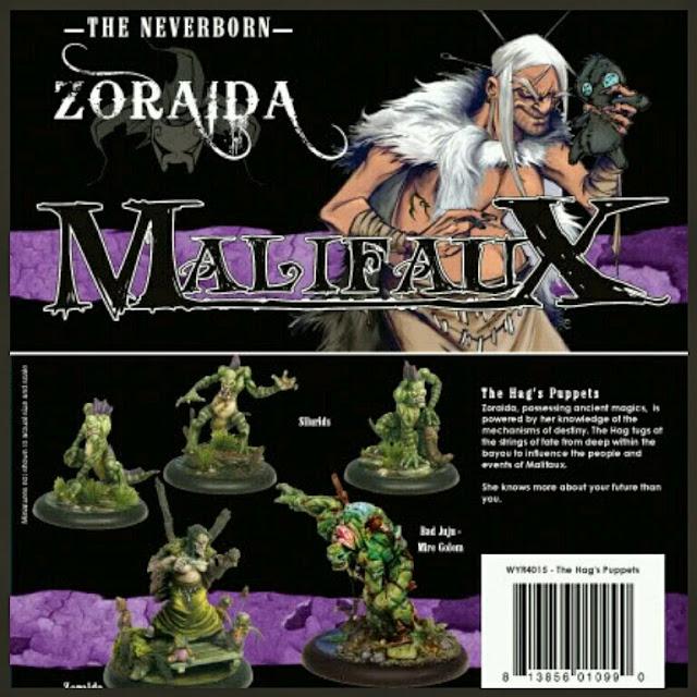Banda Zoraida de Malifaux