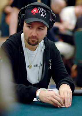 Даниэль Негреану. Покер игрок из Канады.