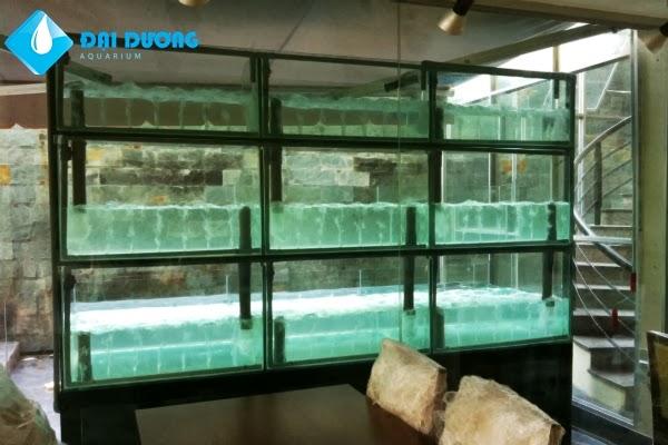 dàn hồ hải sản nhà hàng hào bàng 7