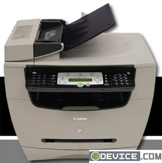 Canon LaserBase MF5770 laser printer driver | Free download and add printer