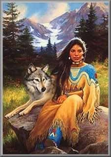 La Loba The Woman Wolf, Gods And Goddesses 7