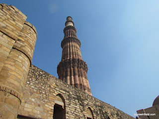 0510Cutub Minar