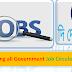 চলমান সকল সরকারি চাকরির নিয়োগ বিজ্ঞপ্তির তালিকা [Ongoing all Government Job Circular 2021]