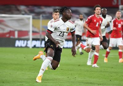 Jérémy Doku sur le banc pour sa première en Ligue 1