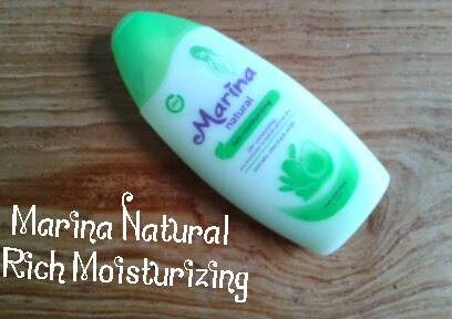 (beauty topic) Review #38 : Marina Natural Hand & Body ...