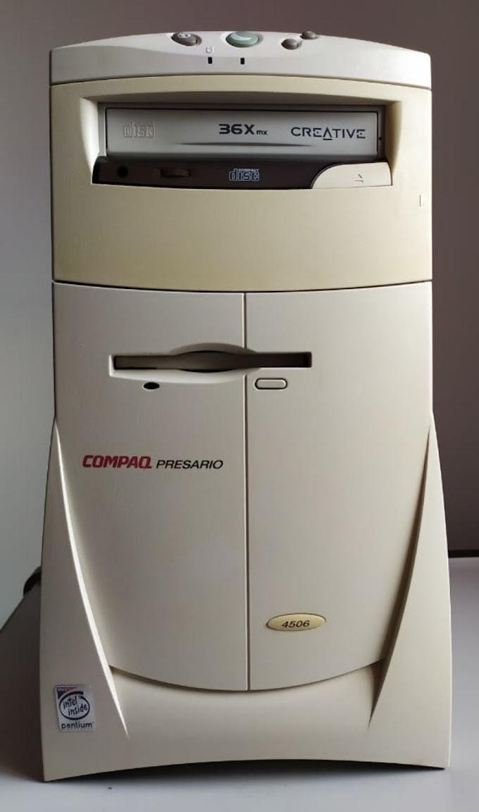 Compaq Presario 4506