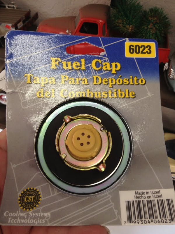 Technical - Vented fuel cap issues | The H A M B