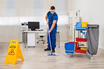 Professional Cleaning Services in Australia