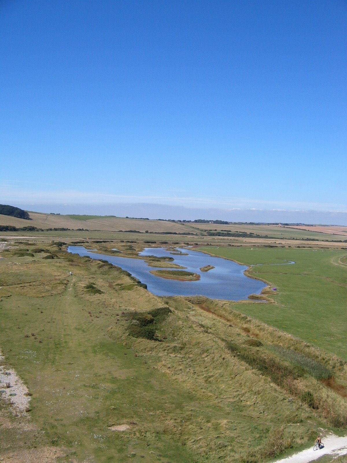 Ox Bow Lake Cuckmere