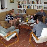 Visita de representantes de la Direccion General de AR de la Generalitat - Almodovar (2000-Junio-23)