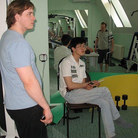 Ken Lingu Massage Therapist, Ken Lingu