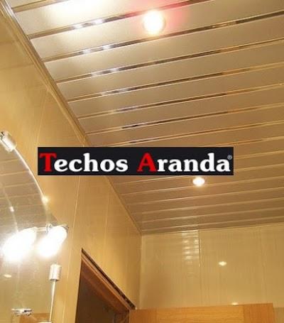 Techos aluminio Miranda de Ebro