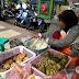 Kuliner nikmat: pisang goreng, gehu dan leupet Taman Kota Banjar