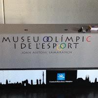 C.Mitjà al Museu Olímpic