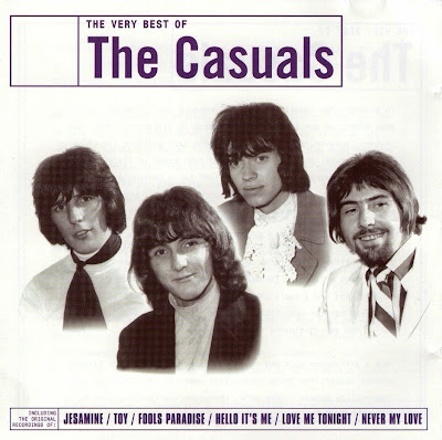 beat: the Casuals ~ 1994 ~ The Best Of The Casuals