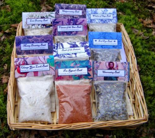 Magick Magic Ritual Bath Salts