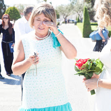 Wedding photographer Alena Ashikhmina (Elfenok). Photo of 08.10.2015