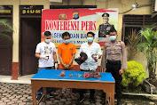 Spesialis Pencuri Kabel Akhirnya Tertangkap Tim Reskrim Polsek Medan Barat