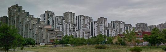Blokovi - Blok 62 - Belgrado, Sérvia (1948)